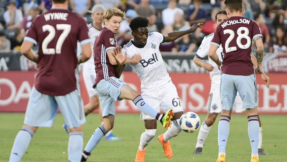 91e1523e657 Bayern Munich Announce Record-Breaking Deal for Canadian Starlet Alphonso  Davies
