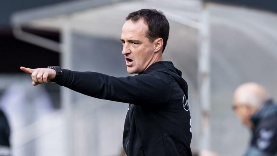 """Neuer VfB-Coach Willig: """"Es ist eine Ehre!"""" – Stuttgart will für Klassenerhalt kämpfen"""