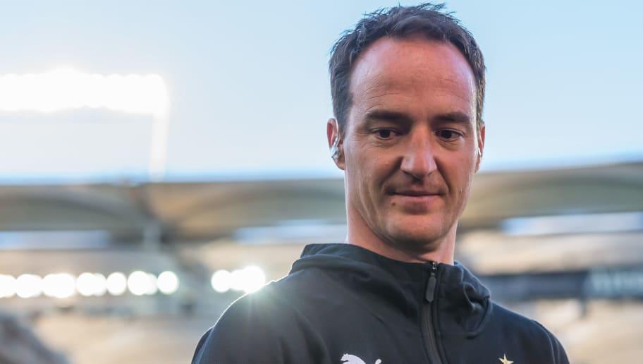 VfB Stuttgart verlängert mit U19-Cheftrainer Nico Willig