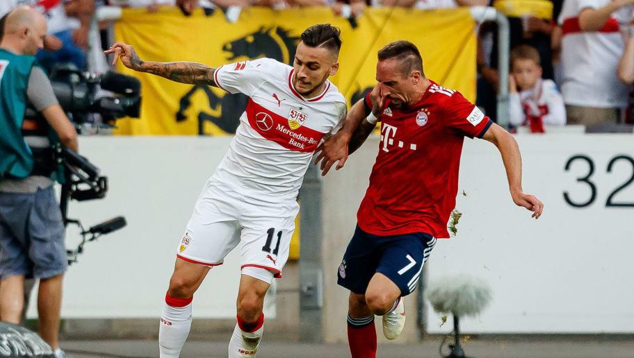 Anastasios Donis,Franck Ribery