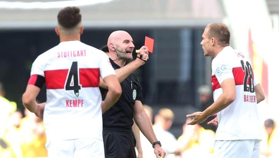 VfB Stuttgart: Holger Badstuber entschuldigt sich für Ausraster