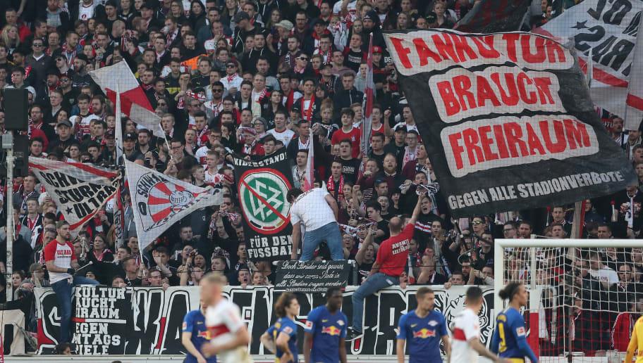 big sale 5aca0 89c6c VfB-Ultras rufen zur Unterstützung gegen Hannover auf ...