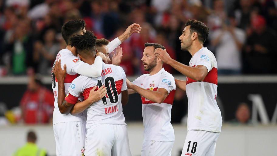Nächster Sieg: Der VfB Stuttgart bleibt vom Weckruf verschont