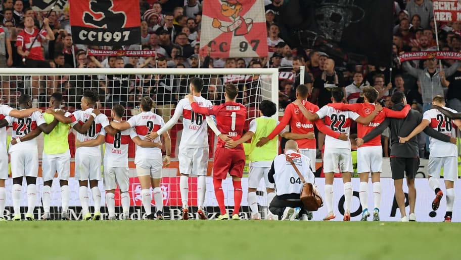 VfB Stuttgart v VfL Bochum 1848 - Second Bundesliga