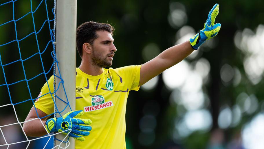 Werder Bremen: Kapino überzeugt im Test gegen St. Pauli - sein Ziel: Das Erbe von Pavlenka