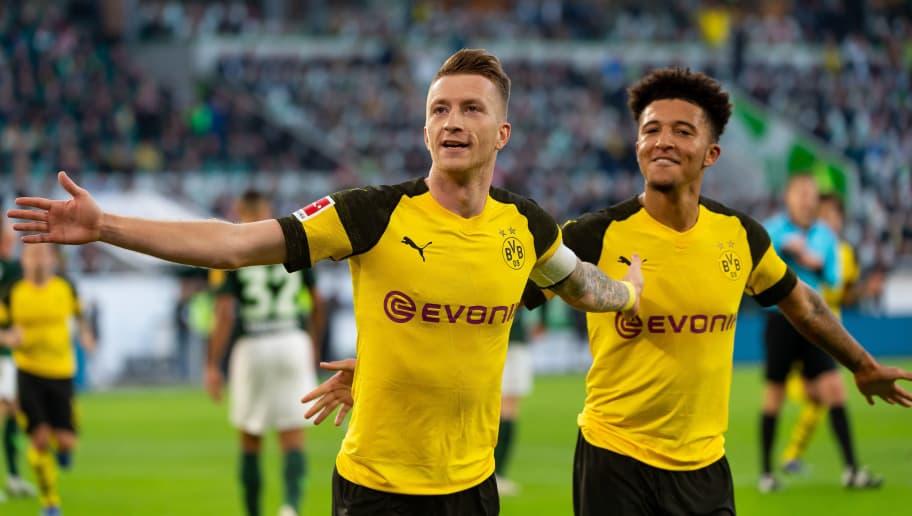 Dortmund V Wolfsburg