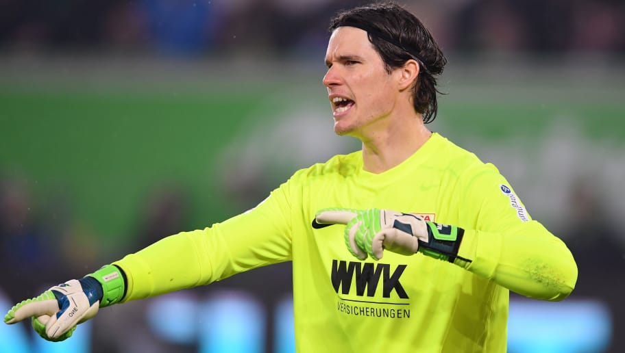 637d2a638 Borussia Dortmund Confirm the Signing of Rivals  Goalkeeper Marwin Hitz on  3-Year Contract
