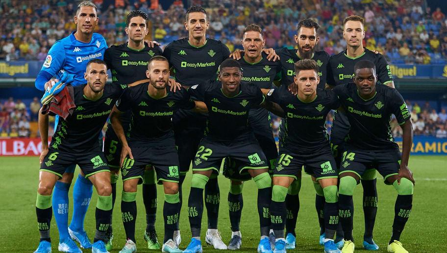 Villarreal CF v Real Betis Balompie  - La Liga