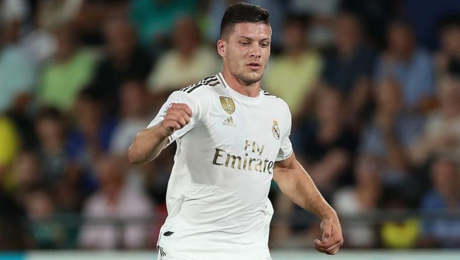 Luka Jovic Aggravates Injury on International Duty & Will Be Sidelined for Upcoming Game