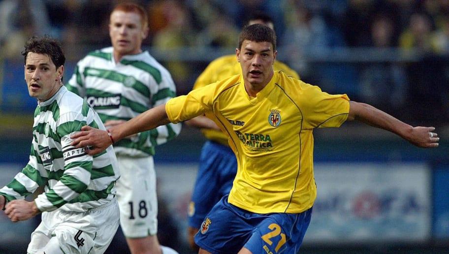 Villarreal's Argentinian Sebastian Batta