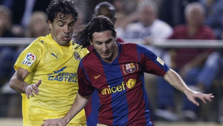 Lionel Messi,Javi Venta