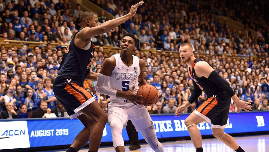 Duke Vs Virginia College Basketball Betting Lines Spread Odds And