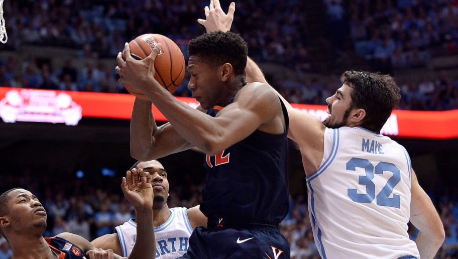 De'Andre Hunter,Luke Maye