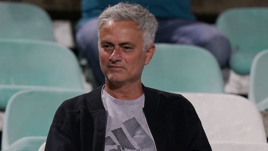 Jose Mourinho Discusses Managerial Future But Rules Out Return to Serie A