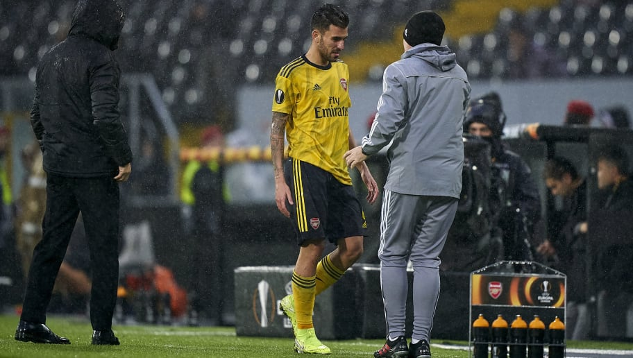 Dani Ceballos to Remain Sidelined Until Mid-December Because of Hamstring Injury
