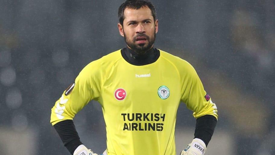 Atiker Konyaspor Serkan Kırıntılıyı Galatasaraya Vermedi 90min