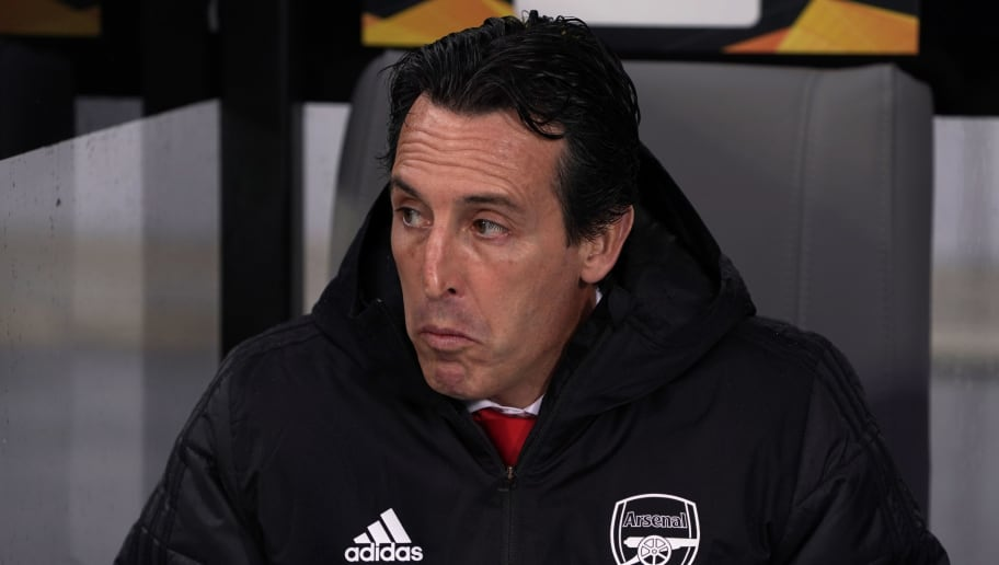 Arsenal Board Confirm Unai Emery Has Their Full Support But Admit Things Must Improve