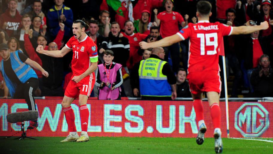 Wales v Azerbaijan - UEFA Euro 2020 Qualifier