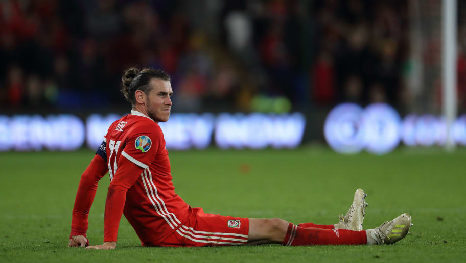 Gareth Bale Ruled Out of Real Madrid's Next Two Fixtures After Picking Up Calf Injury With Wales