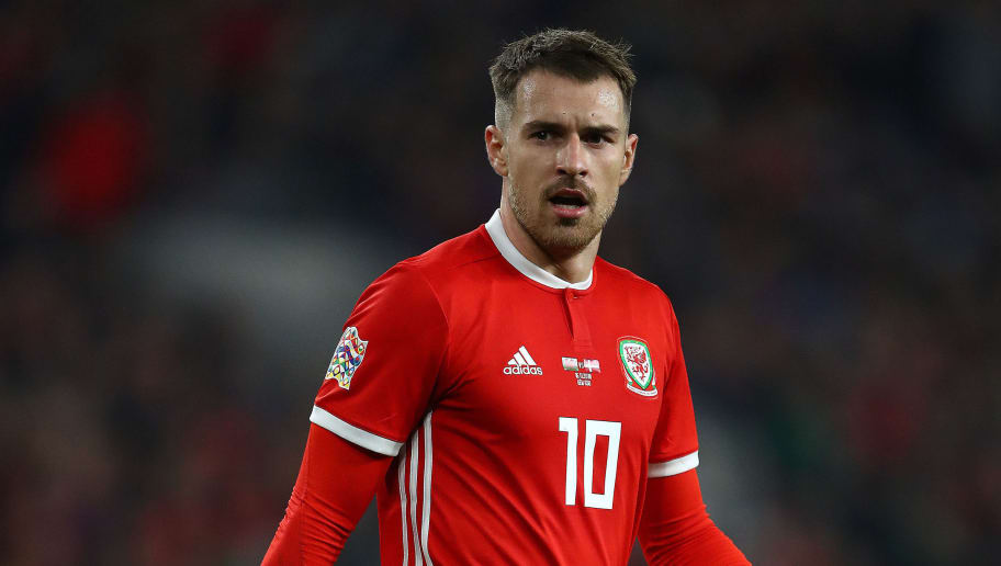new product 37d22 775e7 Ryan Giggs Confirms Aaron Ramsey Injury Will Rule Him Out of ...