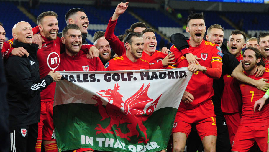 Wales V Hungary - UEFA Euro 2020 Group E Qualifier