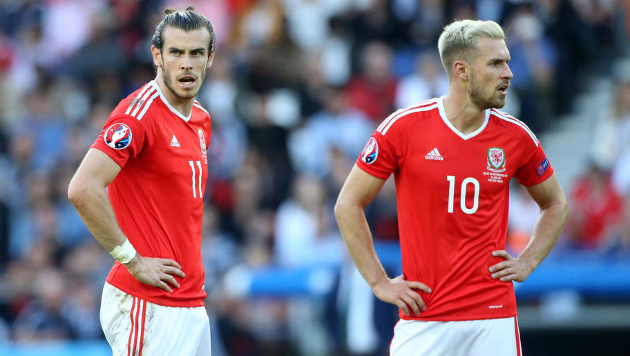 Gareth Bale,Aaron Ramsey