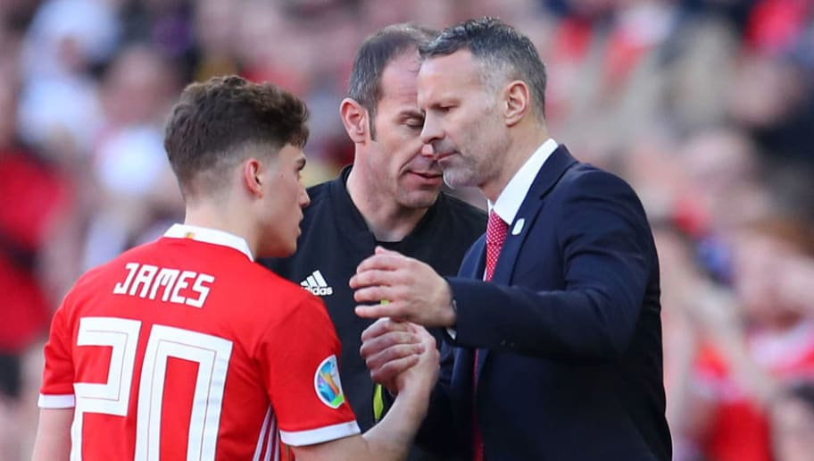 Ryan Giggs, Daniel James