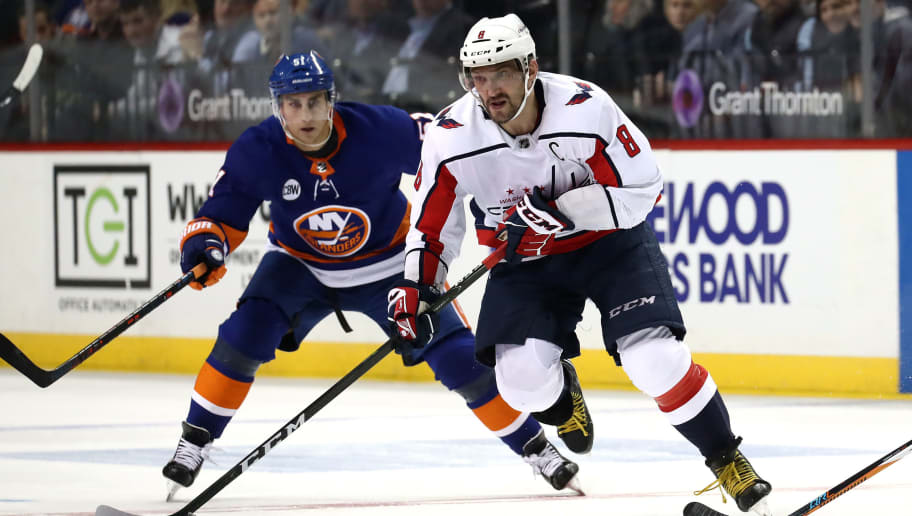4ac8db49424 NHL Betting Lines Feature Islanders vs Capitals and Penguins vs Coyotes