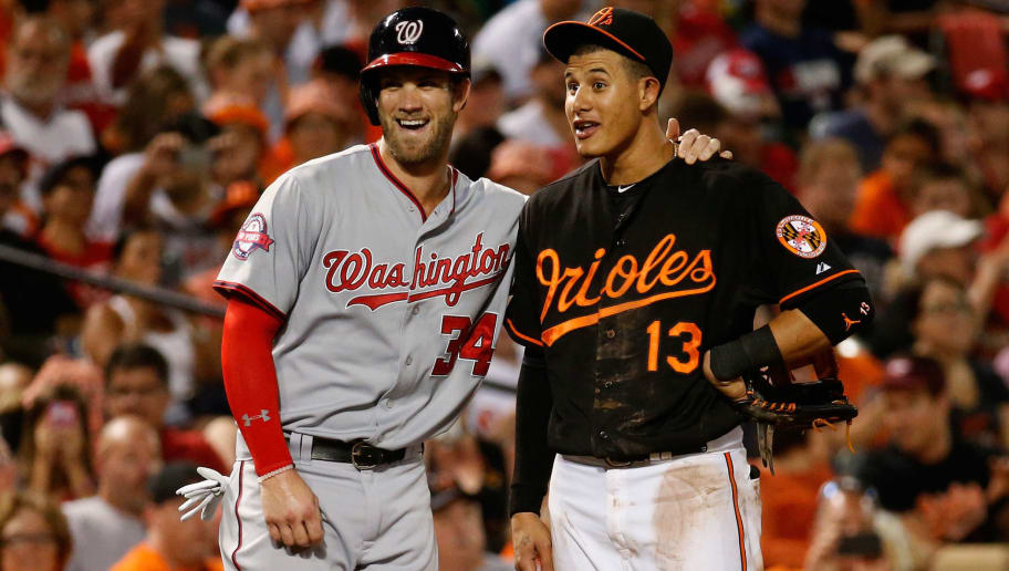 REPORT: Bryce Harper and Manny Machado Unlikely to Sign ...
