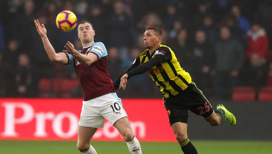 Jose Holebas,Ashley Barnes