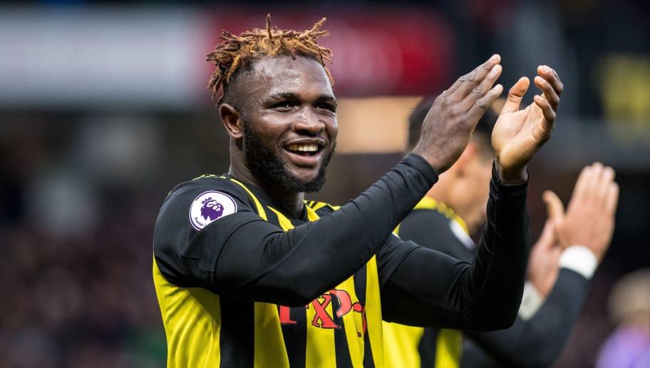 Isaac Success Signs New Long Term Contract Keeping Him at Watford Until  2023 | 90min