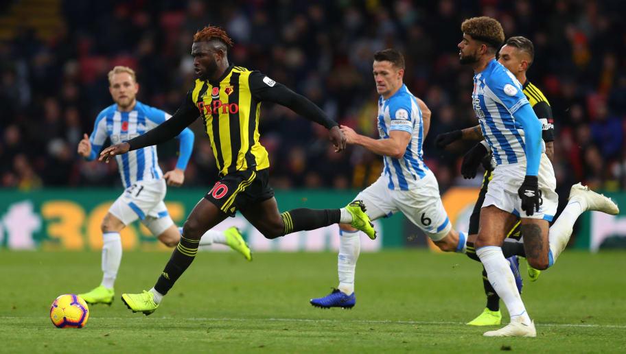Huddersfield vs Watford Preview: Where to Watch, Live Stream, Kick Off Time & Team News