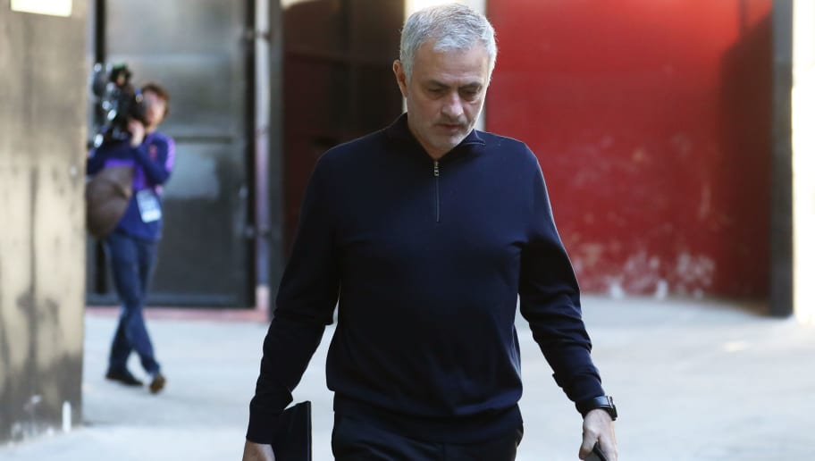 Tottenham Players Reportedly Unhappy With Jose Mourinho's Archaic Approach
