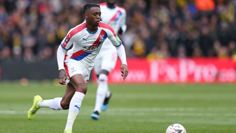 Crystal Palace Name Their Price For Aaron Wan-Bissaka Amid Manchester United Interest