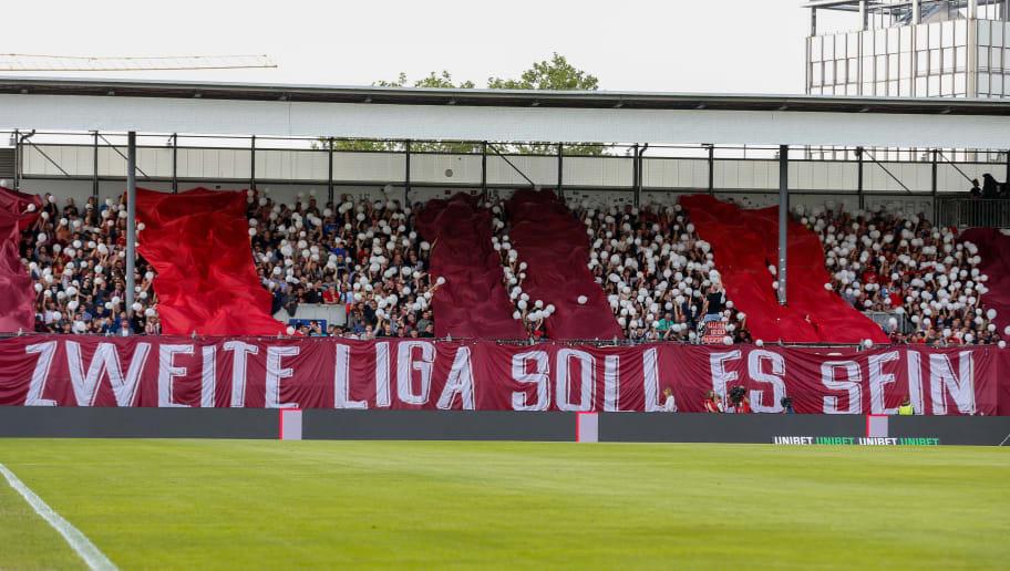 Wehen Wiesbaden v FC Ingolstadt - 2. Bundesliga Playoff Leg One