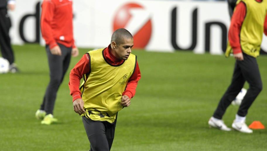 Spartak Moscow's Soares Morais Welliton