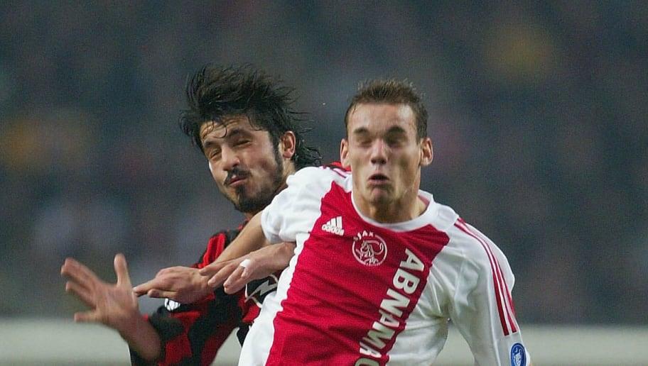 Wesley Sneijder,Gennaro Gattuso