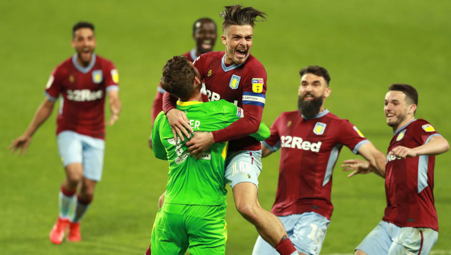 Jack Grealish,Jed Steer