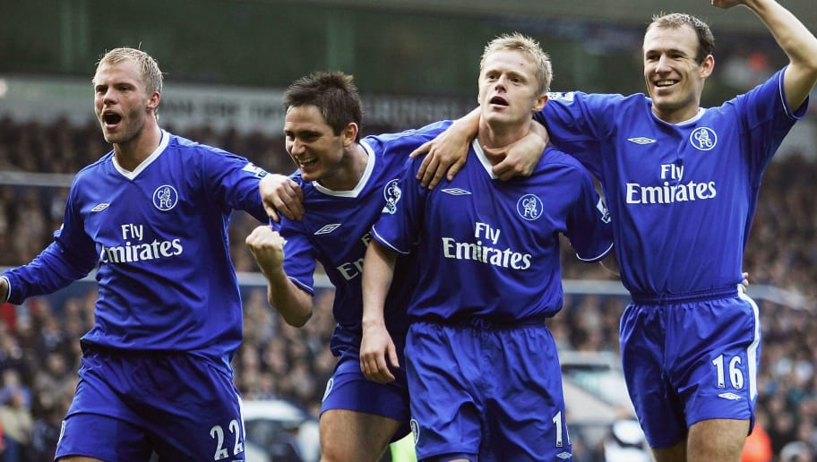 Chelsea fc results 2004-05
