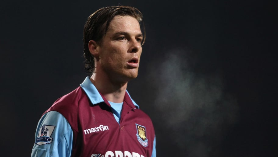 LONDON, ENGLAND - DECEMBER 28:  Scott Parker of West Ham United looks on during the Barclays Premier League match between West Ham United and Everton at the Boleyn Ground on December 28, 2010 in London, England.  (Photo by Scott Heavey/Getty Images)