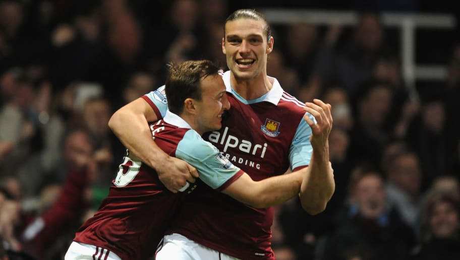 Mark Noble,Andy Carroll