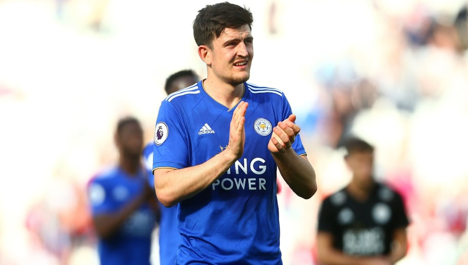 Man Utd locked in Harry Maguire transfer talks as they try to cut Leicester's £90m fee with De Ligt comparison