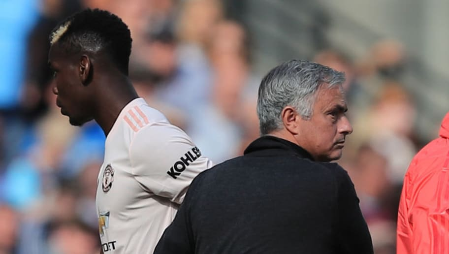 Jose Mourinho has 'no regrets' over Paul Pogba row