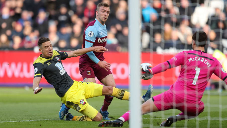 Jarrod Bowen Shows He's Premier League Class on Full West Ham Debut