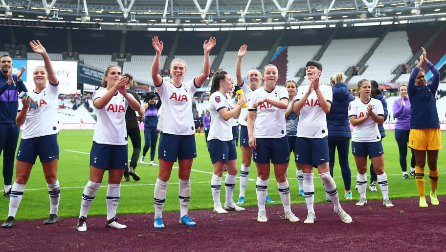West Ham United v Tottenham Hotspur - Barclays FA Women's Super League