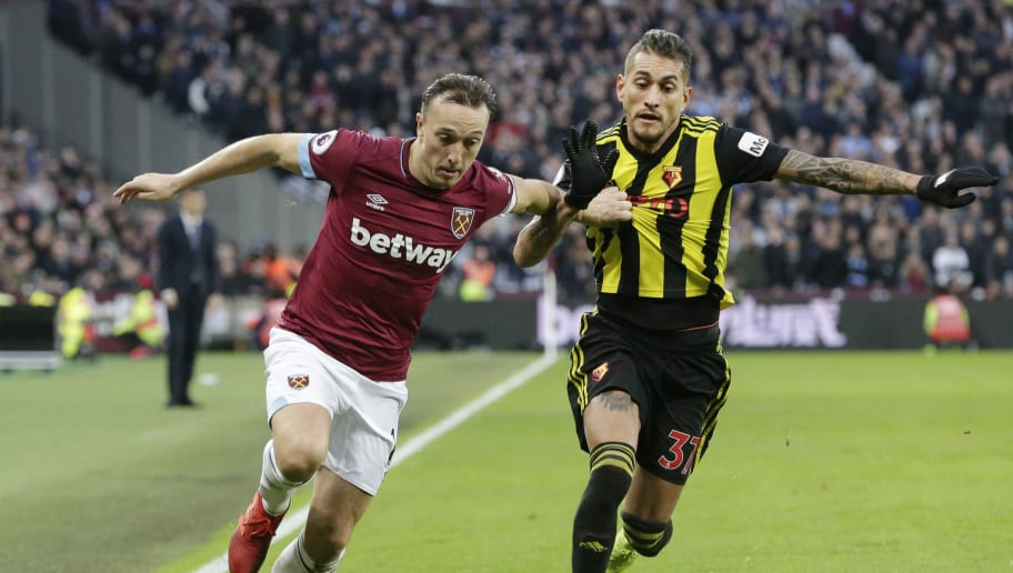 Mark Noble,Roberto Pereyra