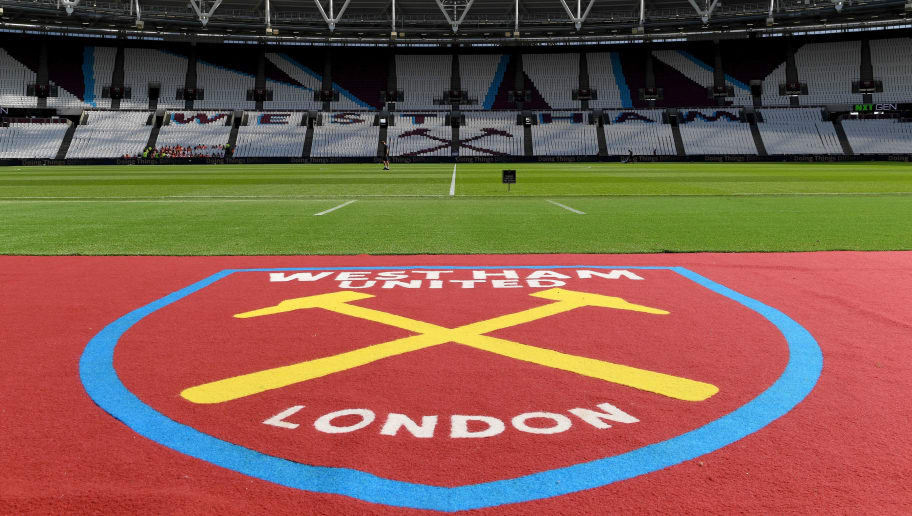 LONDON, ENGLAND - SEPTEMBER 01: A general view of London Stadium the home of West Ham United during the Premier League match between West Ham United and Wolverhampton Wanderers at London Stadium on September 1, 2018 in London, United Kingdom. (Photo by Sam Bagnall - AMA/Getty Images)