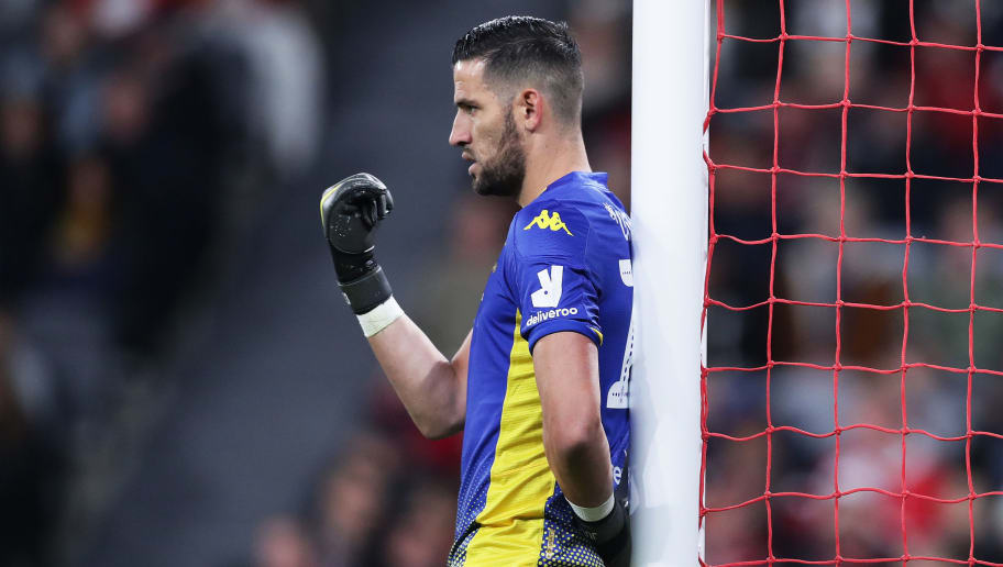Leeds Stopper Kiko Casilla Admits Hopes of One Day Returning to Former Club
