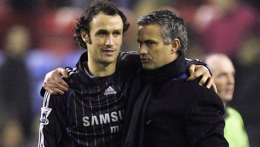 Jose Mourinho,Ricardo Carvalho