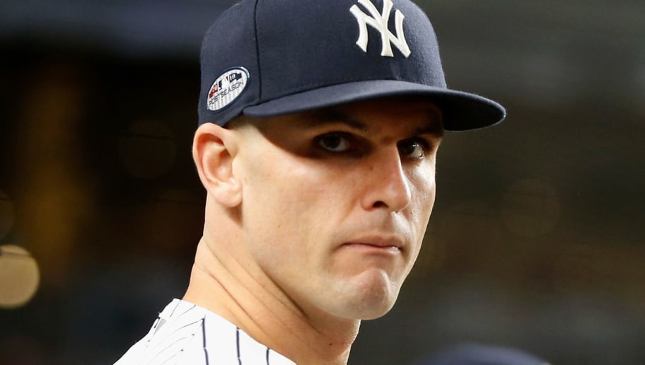 another chance a62d4 7db11 REPORT: Yankees Avoid Arbitration With Greg Bird on New ...